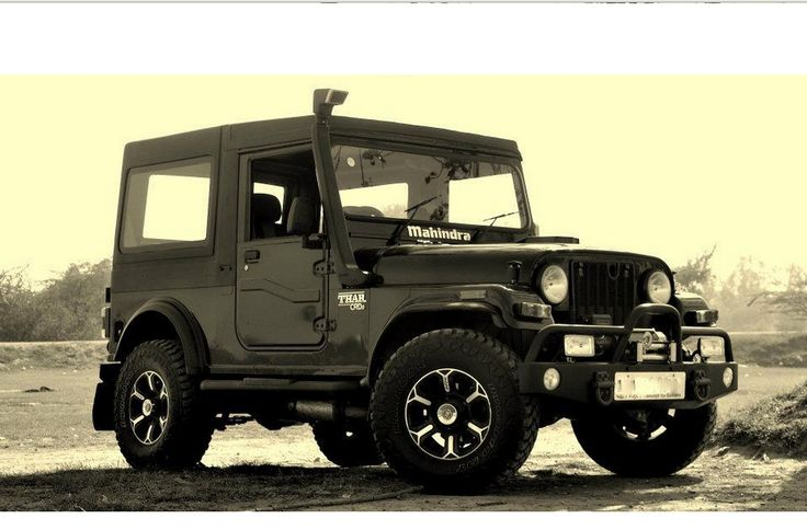 Mahindra Thar recognized as one of the top most SUVs in the country that is known for its rugged and robust look. Mahindra is also offering customization options.  To know more visit Mahindra Rise online.