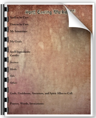 Spellcasting Tips - Learn to Cast Magic Spells