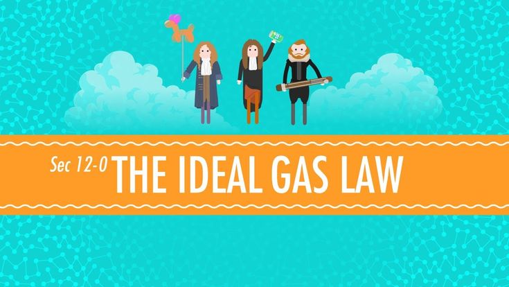The Ideal Gas Law: Chemistry #12