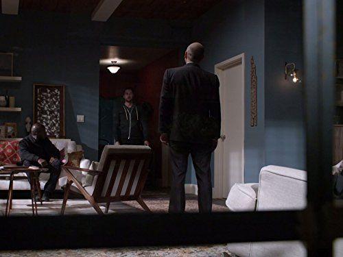 James Spader, Hisham Tawfiq, and Ryan Eggold in The Blacklist (2013)