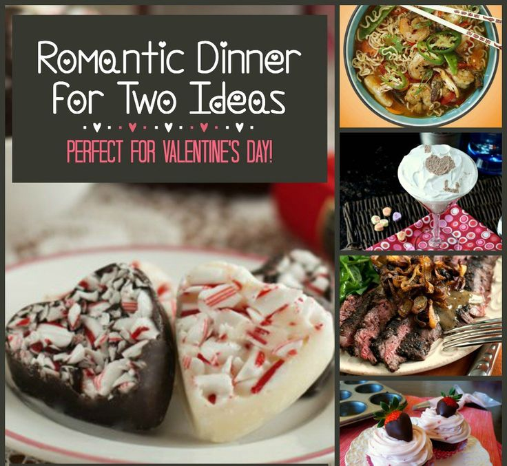 409 best valentine 39 s day food crafts images on pinterest for Romantic food