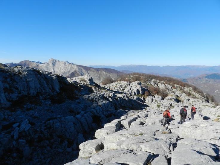 Trekking: Vetricia