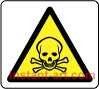toxic hazard symbol £0.99p #signs #warning