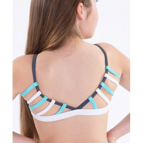 Bella Crop Top by Cosi G Dancewear