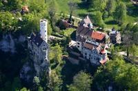 Schloss Lichtenstein (castle), Schwäbische Alb, Germany