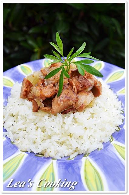 """Lea's Cooking: Chanterelle Mushrooms Recipe """"Лисички"""""""