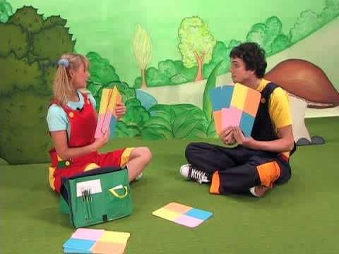 "Classroom Objects 10: ""Do you have a pen?"" ""GO FISH!"" English game for Kids by Pumkin.com - - YouTube"