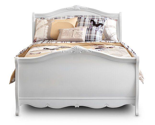 Chloe Sleigh Bed - Furniture Row