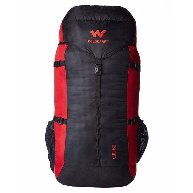 Buy Wildcraft Cliff 60 Rucksack Red Online In Lahore Pakistan Rucksack Stuff To Buy Adventure Shopping