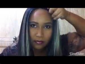 Pesquisa Como aplicar uma peruca lace front. Vistas 15454.