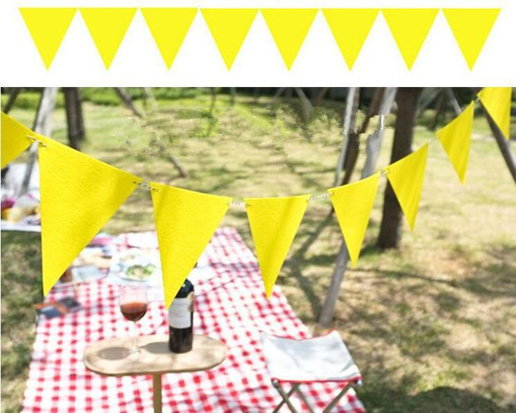 Find More Information about Fashion lemon yellow Flags, baby shower flags guidon decoration supplies birthday decoration bunting,Party flag and banner ,High Quality banner,China flag banner stand Suppliers, Cheap flag big from Fashion home textile on Aliexpress.com