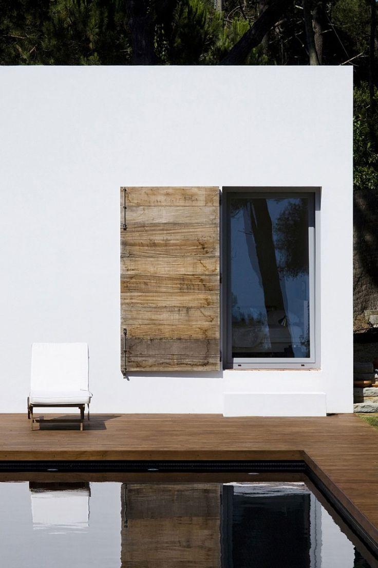 Postigo - Casa en Banzão, Portugal - Frederico Valsassina Arquitectos
