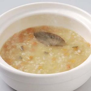 春のミレットスープ