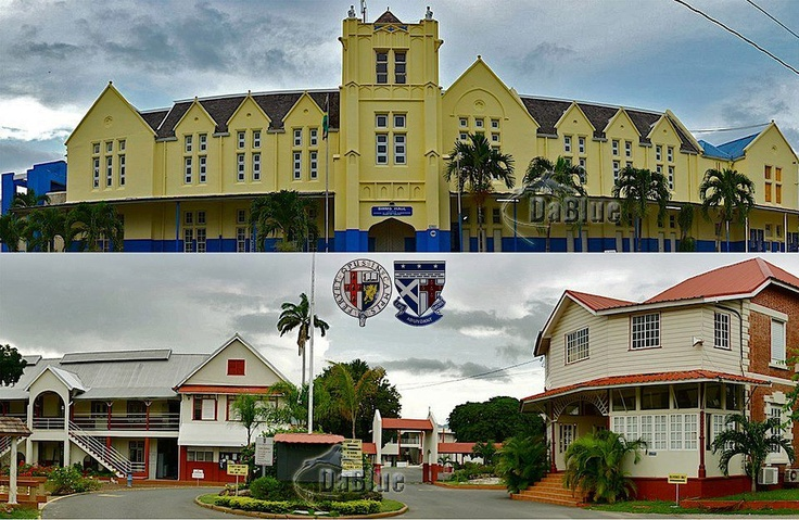 Jamaica College & St. Andrew High School for Girls!