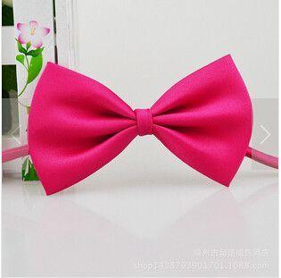 New Design Fashion Cute Dog Puppy Cat Kitten Pet Toy Kid Bow Tie Necktie Clothes shipping
