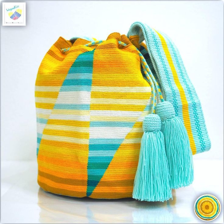 31 отметок «Нравится», 1 комментариев — Wayuu Bags &Bikini etc. (@wayuukiss) в Instagram: «Wayuu bag one strand รุ่น Susu accessories ⭕️Sold out⭕️ •ฐาน 8นิ้ว สูง 10.5นิ้ว •สายยาว 70 cm. •ฟรี…»