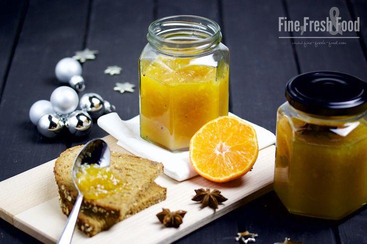 Christmas Mandarin Marmalade Recipe on Yummly. @yummly #recipe