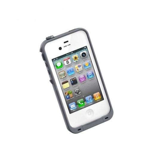 Lifeproof iPhone case- waterproof dirt proof, shock proof.