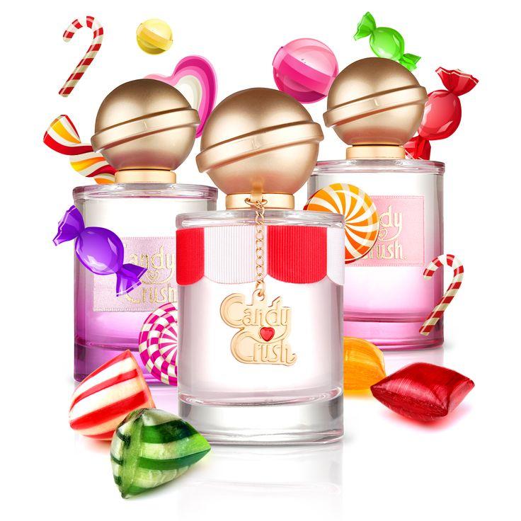 Un parfum la modă pentru copiii tăi Cui nu-i plac dulciurile? Copiii tăi vor iubi pur și simplu noile parfumuri Crush Air Val Candy!