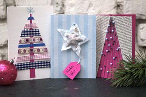 7 best besondere Weihnachtskarten mit individuellen Fotos ...
