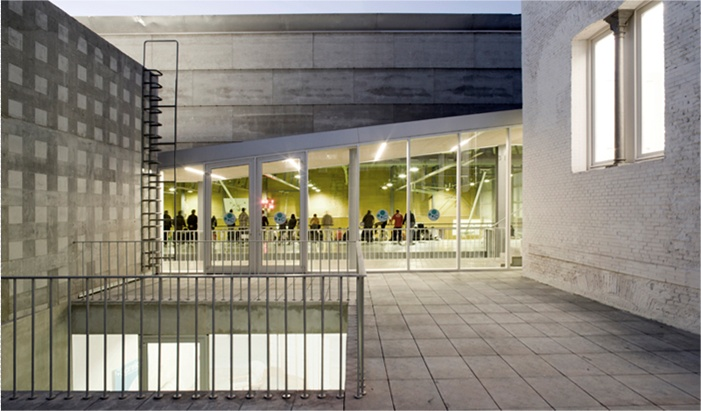 Can Ricart Sports Center, Barcelona