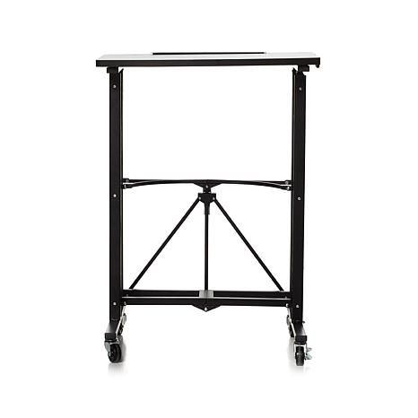 Origami Steel Telescoping Laptop Table,hsn
