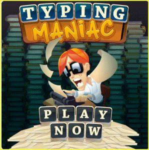 Lire, Typing Maniac, un jeu de dactylographie! http://facebooketvous.mlnet.me