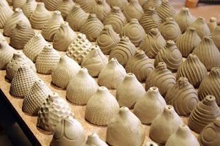 Barb Dunshee: Ceramic bell handbuilding tutorial