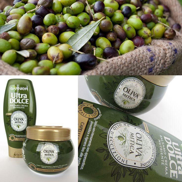 Amici chi di voi ha già provato il balsamo della #garnier #ultradolce oliva mitica? #tigotà #capelli
