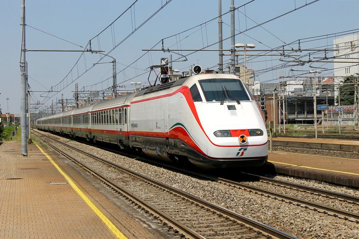 FS Italiane: Speed Train on Athens-Thessaloniki Route in January 2018