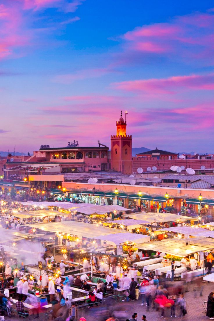 Marrakech, Morocco is the number one city to visit in 2015. Really thought I would miss the beach on our trip here but I didn't as it was just mind blowing.