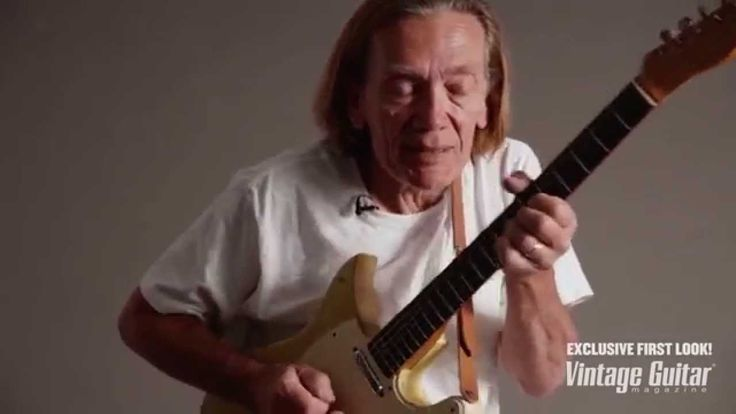 G.E. Smith Jams on the Guitar That Killed Folk!