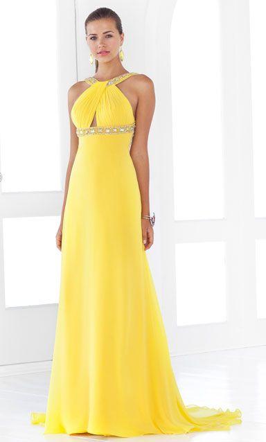 1000  ideas about Long Yellow Dress on Pinterest - Yellow maxi ...