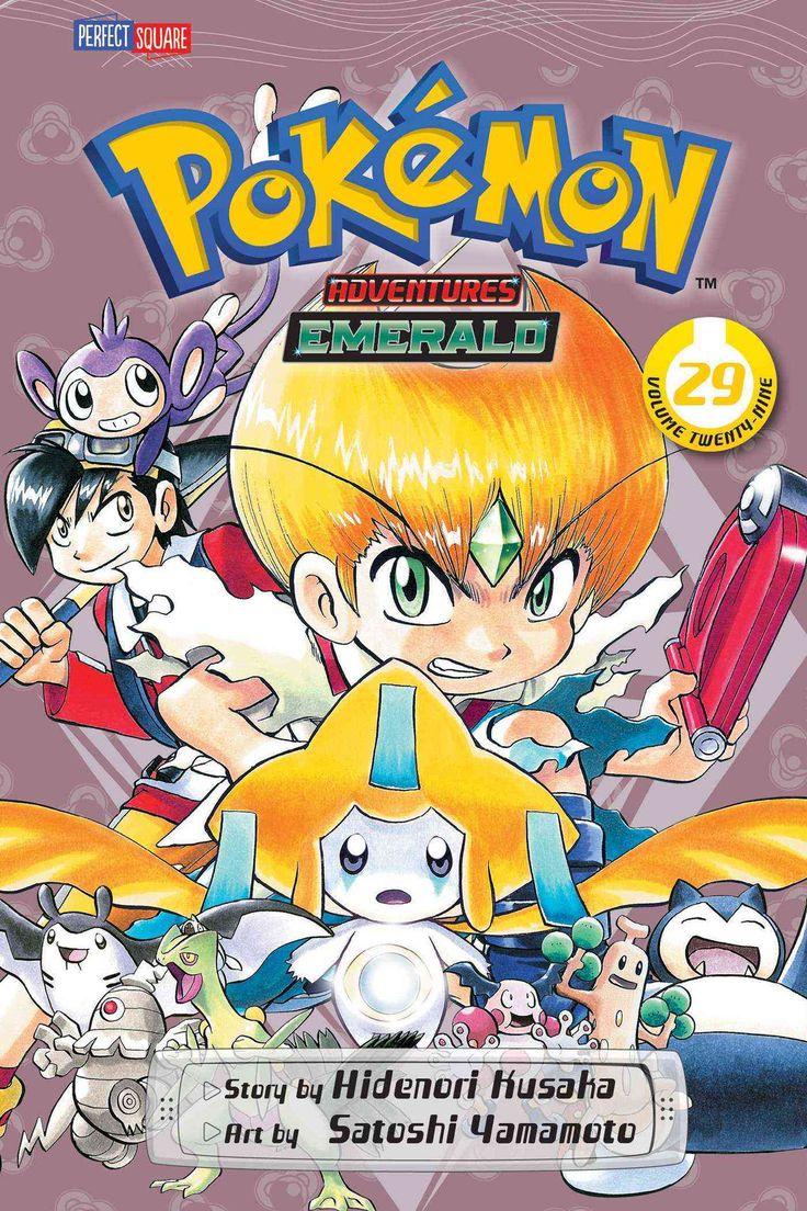 Pokemon Adventures 29