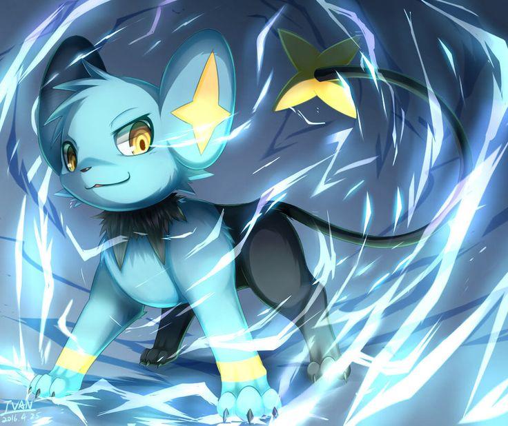 Cool artwork of Shinx :)