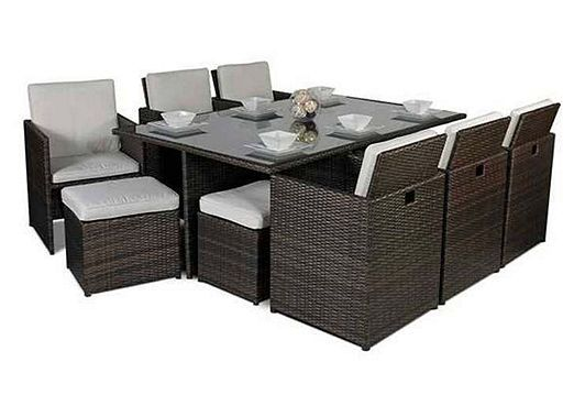 25 beautiful rattan garden furniture ideas on pinterest. Black Bedroom Furniture Sets. Home Design Ideas
