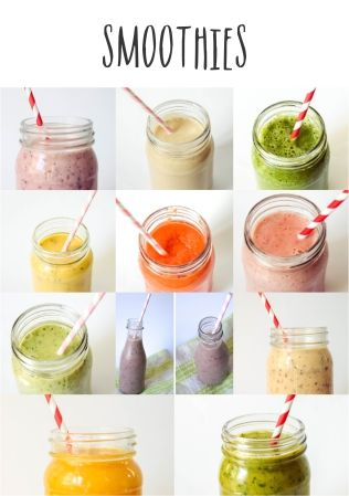 Smoothies #health #wellness #healthyliving #healthtips #healthyfood #healthyeating