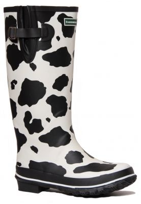 Typically Dutch...`love the cow print
