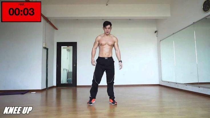 Jordan Yeoh   - MY 3 min workout