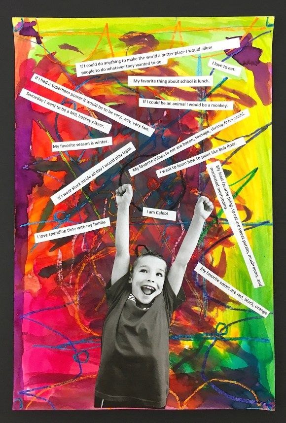 Fast Art Project For 2nd Graders