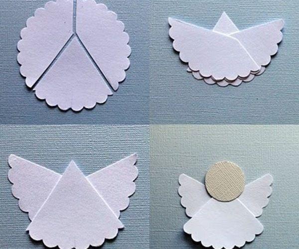 bricolage-Noël-tutoriel-ange-papier-blanc-idée-originale