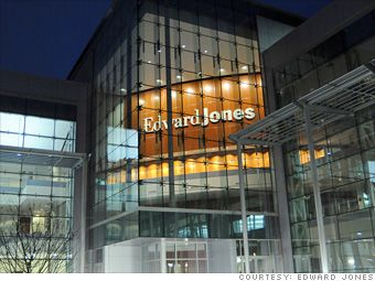 Edward jones headquarters rotational program