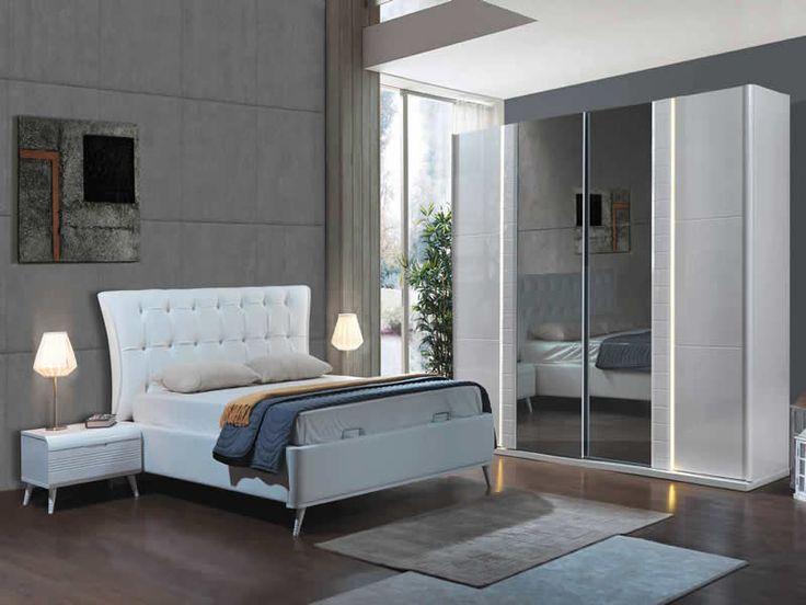Sönmez Home | Modern Yatak Odası Takımları | Enjoy Yatak Odası  #EnGüzelAnlara #Yatak #