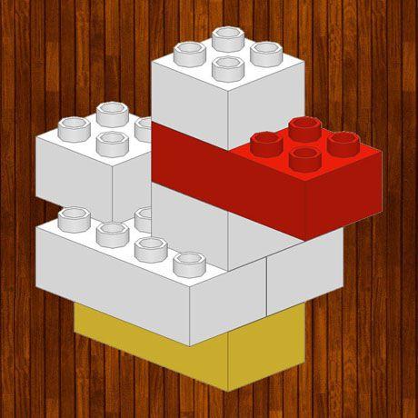 Mod les construction duplo ateliers autonomes for Modele maison lego duplo