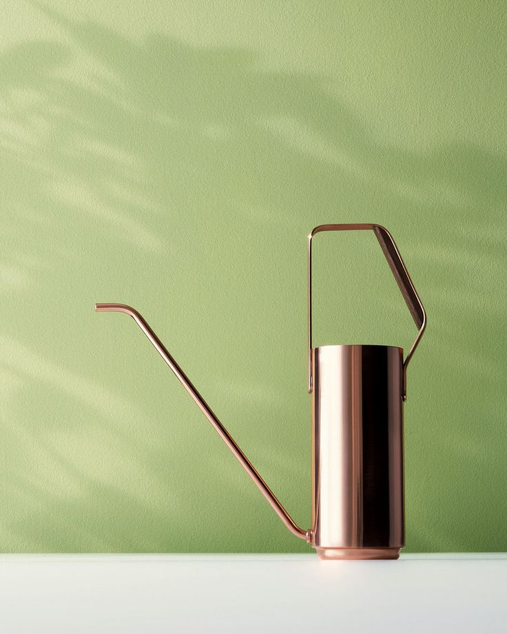 Watering can for Kaen Jyusai by Product Design Center Japan