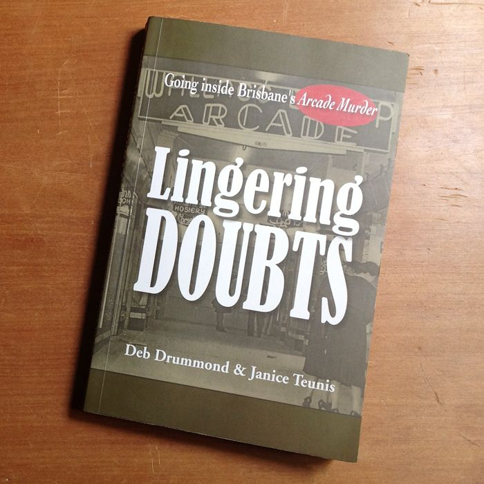 Lingering Doubts -  Deb Drummond and Janice Teunis #books #interview #reading