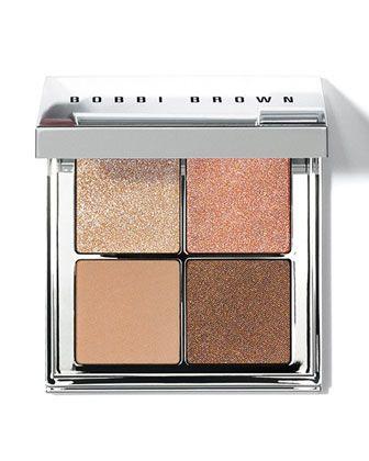 Bobbi Brown - limited edition eye shadow quad in bronze