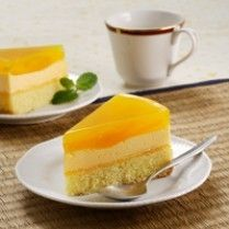 PUDING CAKE MANGGA Sajian Sedap (tried)