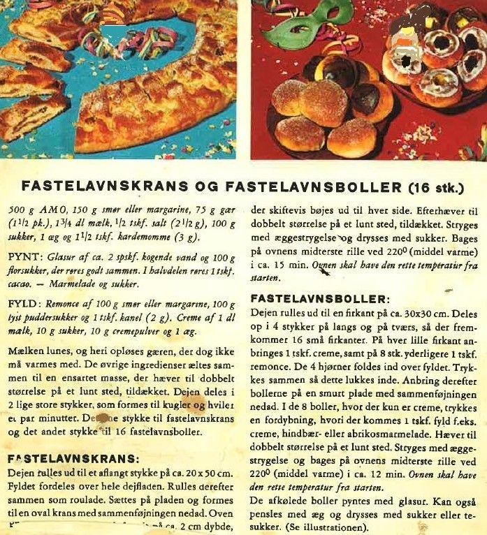 Fastalavnskrans og Fastalavnsbolller ( 16 stk. )...