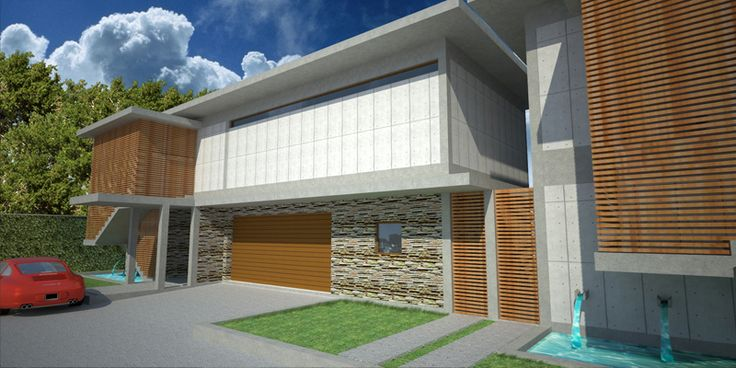 MOUNTAIN VIEW DEVELOPMENT - charles van breda architects